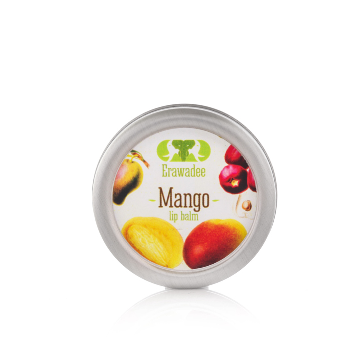 Lip Balm Mango Tester Set 5 pcs