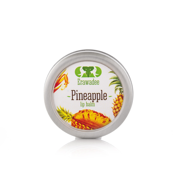 Lip Balm Pineapple Tester Set 5 pcs