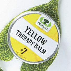 Tester Set 10 pcs No. 7 Ya Mong Sud Pai Yellow Balm