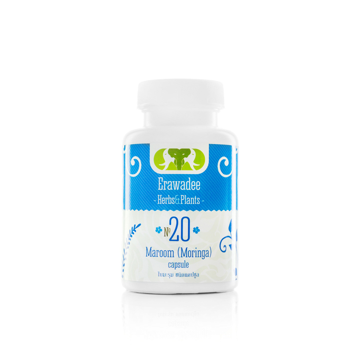 No.20 Maroom Moringa Vitamins and Minerals
