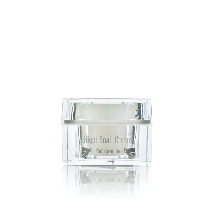 Night Snail Cream with Pomegranate Extract