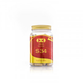 S34s Lungs Treatment and Skin Anti-Aging Sur Ying Wan 120 pills