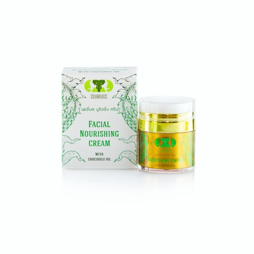 Nourishing Face Cream with Crocodile Oil