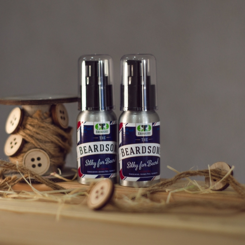 Beard Serum with Sandalwood