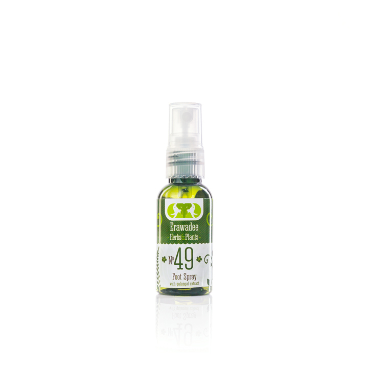 No.49 Galangal Foot Spray