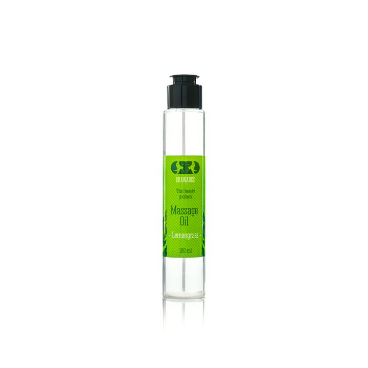Massage Oil Lemongrass