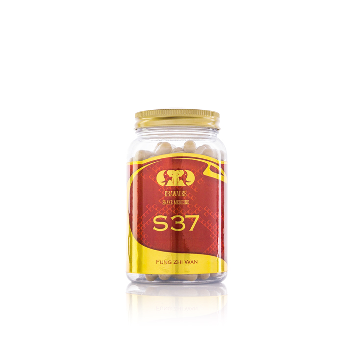 S37s Musculoskeletal System Treatment Fung Zhi Wan 120 pills